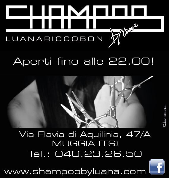 Shampoo by Luana